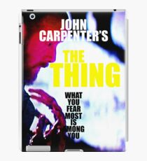 THE THING 32 iPad Case/Skin
