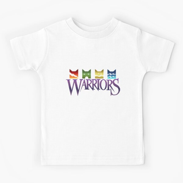 Warrior Cats Logo Kids T-Shirt