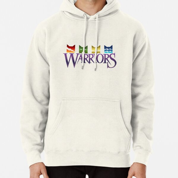 Warrior Cats Logo Pullover Hoodie
