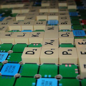 Scrabble by Foxfire