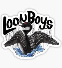 Loon Boys Sticker