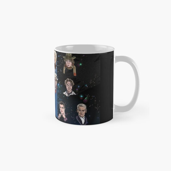 Lords of Time Collective Classic Mug