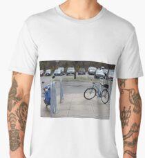 Biking Men's Premium T-Shirt