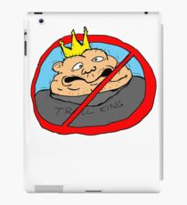 Troll King  iPad Case/Skin