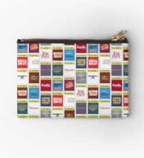 Playbill Collage 2 Studio Pouch