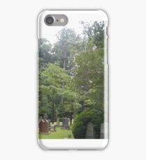 Beautiful Graves iPhone Case/Skin