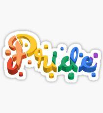 Gay Pride! Sticker
