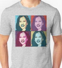 Kamala Harris Pop Art Unisex T-Shirt