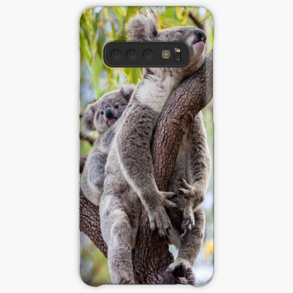 Mum's having a snooze Case & Skin for Samsung Galaxy
