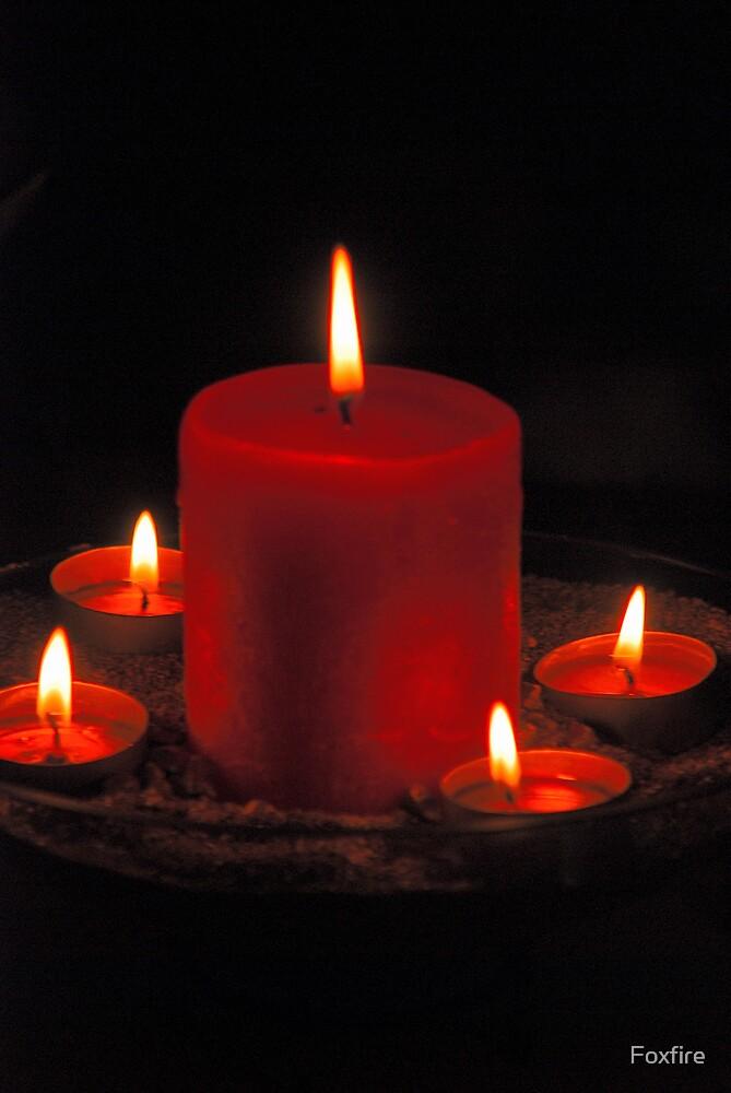 night light burning bright by ©FoxfireGallery / FloorOne Photography