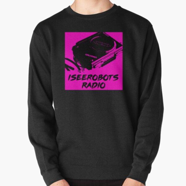 IseeRobots Radio Logo Pullover Sweatshirt