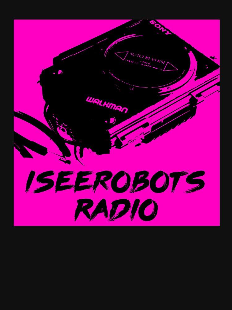 IseeRobots Radio Logo by IseeRobots