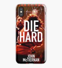 DIE HARD 29 iPhone Case