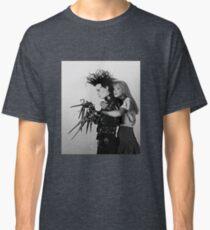 Edward Scissorhands & Kim Classic T-Shirt