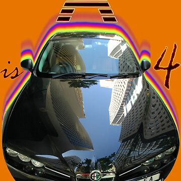 A Is 4 Alfa Design by muz2142