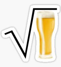 Root Beer Sticker
