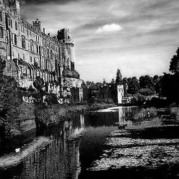 Warwick Castle England by djaphotography