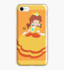 Princess Daisy Deluxe iPhone Case/Skin