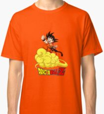 little kid goku Classic T-Shirt