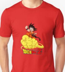 little kid goku Unisex T-Shirt
