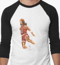 jesus dunk Men's Baseball ¾ T-Shirt