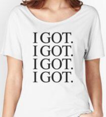 Kendrick Lamar - I GOT Women's Relaxed Fit T-Shirt
