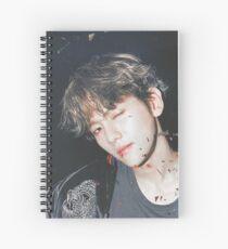 Baekhyun - EXO Spiral Notebook