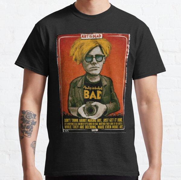 Andy Warhol 1 Classic T-Shirt
