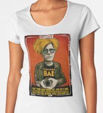 Andy Warhol 1 Women's Premium T-Shirt