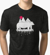 Polar Bears Tri-blend T-Shirt