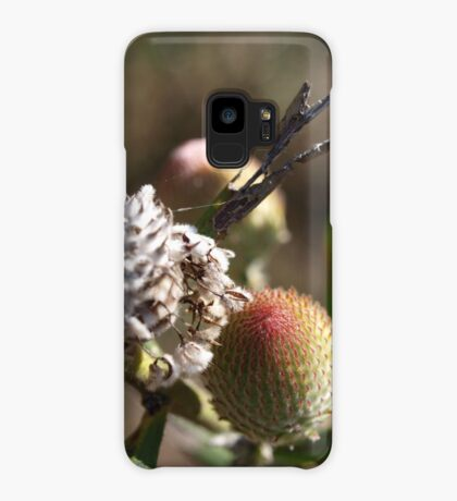 Coneflower Bud Case/Skin for Samsung Galaxy