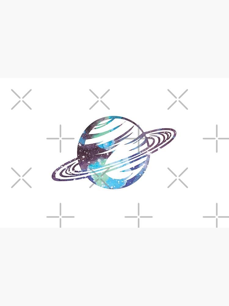 Saturn by darrianrebecca