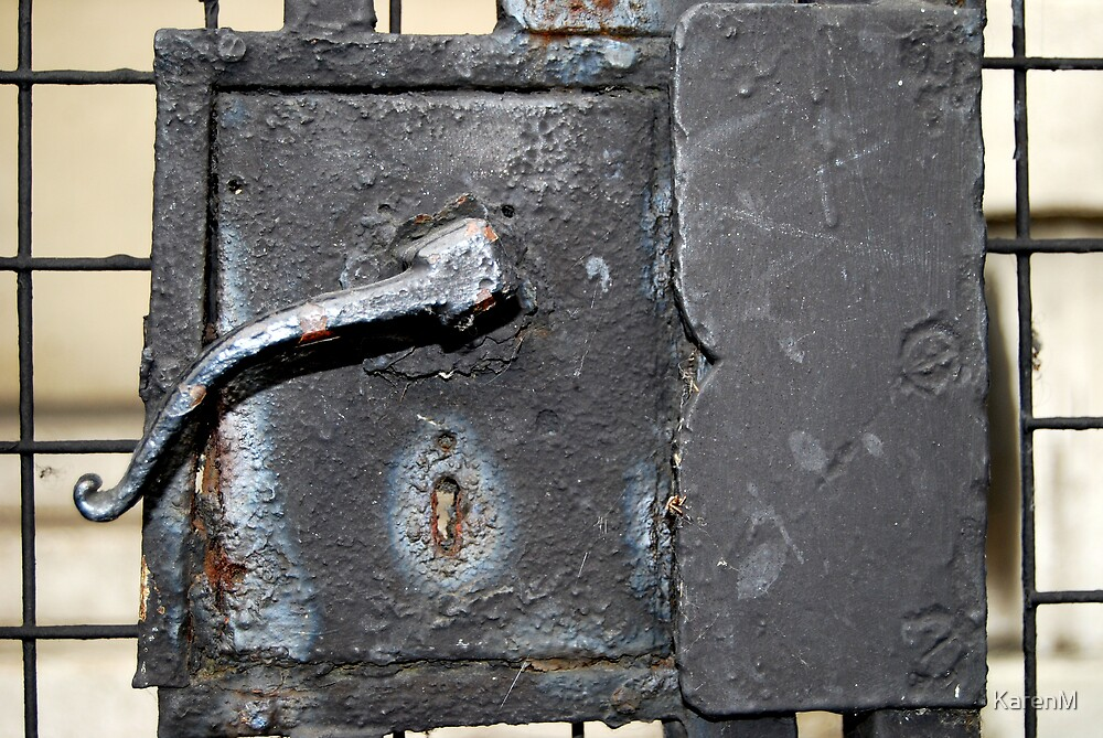 Old Handle by KarenM