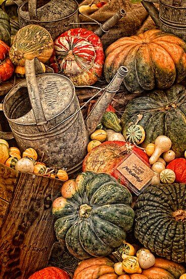 At the Market! by Alf Caruana