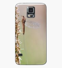 Little Brown Spinner Case/Skin for Samsung Galaxy