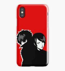 akira + yusuke phone case iPhone Case