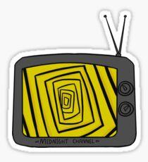 Midnight Channel Sticker