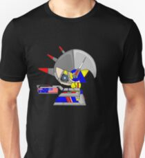 Butcharts Robo-DJ Unisex T-Shirt