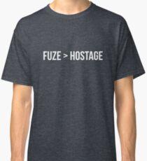 fuze why Classic T-Shirt