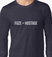 fuze why Long Sleeve T-Shirt