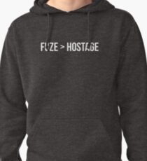 fuze why Pullover Hoodie