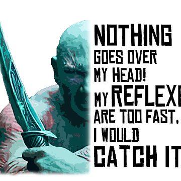 Reflexes by rachfaceburrdog