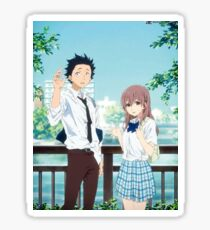 A silent voice Sticker
