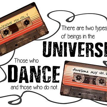 Those Who Dance by rachfaceburrdog