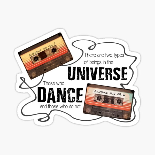 Those Who Dance Sticker