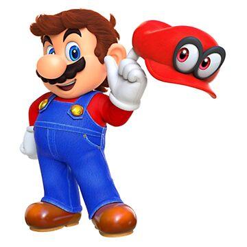 Super Mario Odyssey by Bebatis