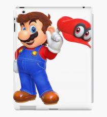 Super Mario Odyssey iPad Case/Skin