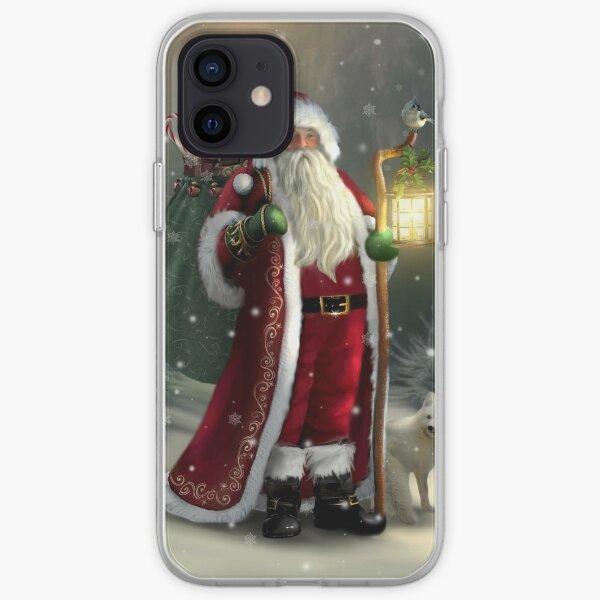 The Christmas Traveler iPhone Soft Case