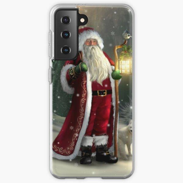 The Christmas Traveler Samsung Galaxy Soft Case