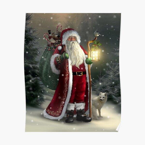 The Christmas Traveler Poster